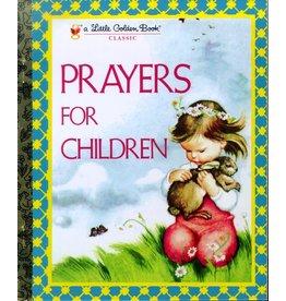 Little Golden Books Prayers for Children