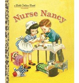 Little Golden Books Nurse Nancy