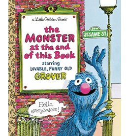 Little Golden Books The Monster at the End of this Book