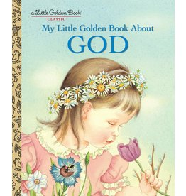 Little Golden Books Book About God