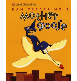 Little Golden Books Mother Goose