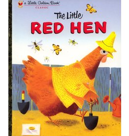 Little Golden Books The Little Red Hen