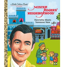 Little Golden Books Mister Rogers' Neighborhood