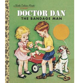 Little Golden Books Doctor Dan