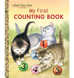 Little Golden Books My First Counting Book