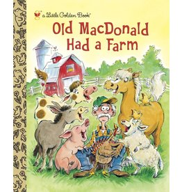Little Golden Books Old MacDonald Had a Farm