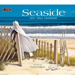 Lang Calendar 2021 Seaside