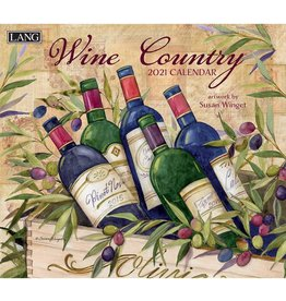 Lang Calendar 2021 Wine Country