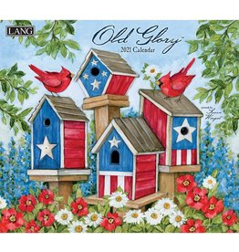 Lang Calendar 2021 Old Glory
