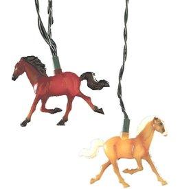 Kurt S. Adler Horses Light String