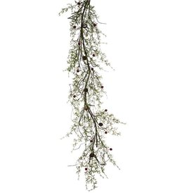 A Division of Wing Tai Trading Garland Red Berry and Cypress 4'