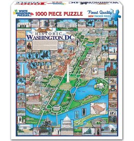 White Mountain Washington DC 1000 pc Puzzle