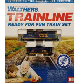 Walthers CSX Trainline