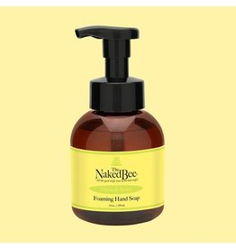 The Naked Bee Foaming Hand Soap 12 oz