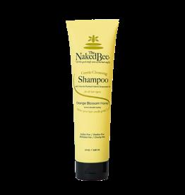 The Naked Bee Gentle Cleansing Shampoo Orange Blossom Honey 10 oz