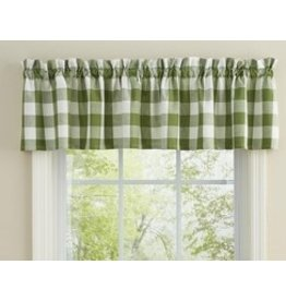 Park Designs Wicklow Check Sage Curtains