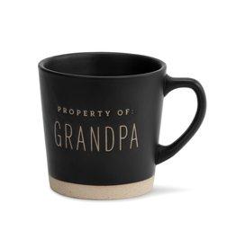 DEMDACO Property of Grandpa Mug