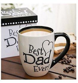 Evergreen Best Dad Ever Mug w/ Gift Box