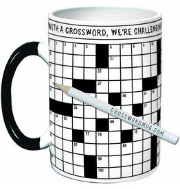 The Unemployed Philosophers Guild Mug Crossword