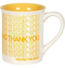 Enesco Thank You Mug