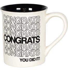 Enesco Congrats Mug