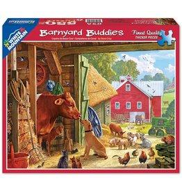 White Mountain Barnyard Buddies Puzzle
