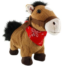 Cuddle Barn Animated Musical Horse