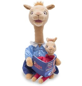 Cuddle Barn Plush Talking Llama Llama