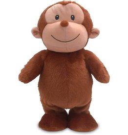 Jamco Brandz Plush Walkie Talkiez Monkey