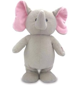 Jamco Brandz Plush Walkie Talkiez Elephant