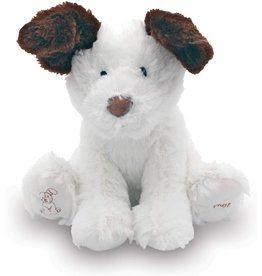 Jamco Brandz Plush Peek a Boo Palz Dog Browney
