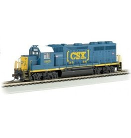 Bachmann CSX EMD GP-40 with Operating Headlights
