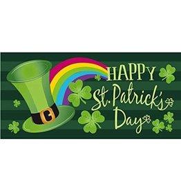 Sassafras Doormat Insert St. Patrick's Day Hat