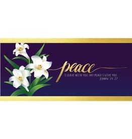 Sassafras Doormat Insert Easter Lillies