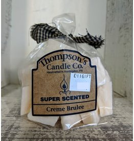 Thompson's Candle Co. Crème Brulee