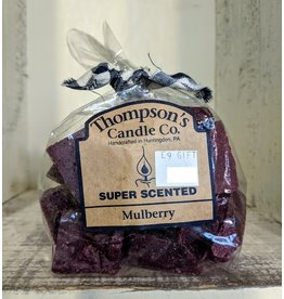 Thompson's Candle Co Mulberry