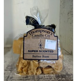 Thompson's Candle Co Butter Rum