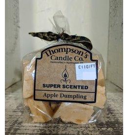 Thompson's Candle Co Apple Dumpling