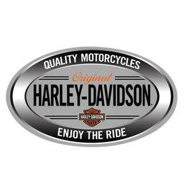Ande Rooney Tin Sign Harley Davidson Enjoy the Ride