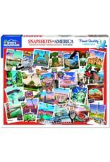 White Mountain Snapshots of America 1,000-Piece Puzzle