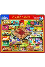 White Mountain Classic Games 550-Piece Puzzle