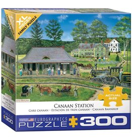 Eurographics Puzzles Canaan Station