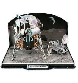 Daron Apollo Lunar Module 3D Puzzle