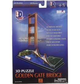 Daron Golden Gate Bridge 3D Puzzle
