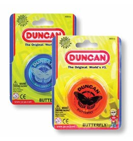 Duncan Toys Co Butterfly Yo-Yo Assorted Colors