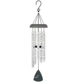 """Carson Wind Chimes 32"""" Done in Love"""