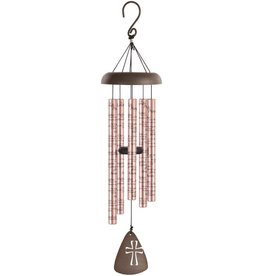 """Carson Wind Chimes 30"""" The Lord's Prayer"""