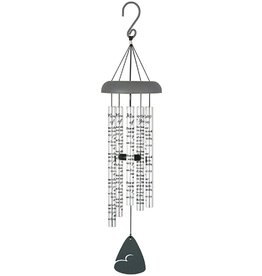 """Carson Wind Chimes 30"""" Memories of You"""