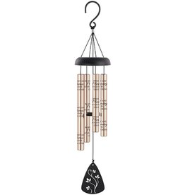 """Carson Wind Chimes 21"""" In Memory"""