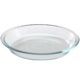 Pyrex Ware Glass Pie Plate